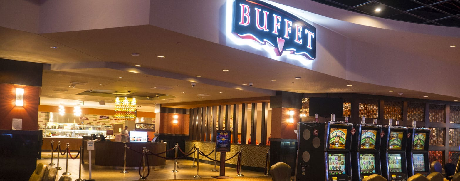 casino buffet hours